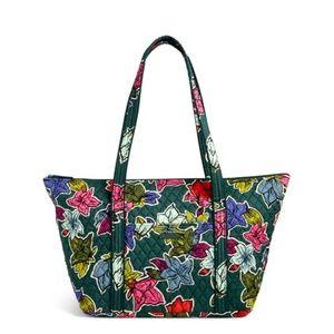 Vera Bradley Miller Bag in Falling Flowers NWT